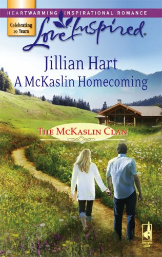 Image of A McKaslin Homecoming (The McKaslin Clan: Series 3, Book 5) (Love Inspired #403)