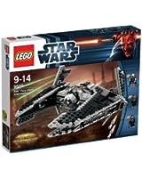 Lego Star Wars - 9500 - Jeu de Construction - Sith Fury-Class Interceptor