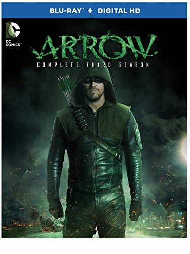 Arrow:  Season 3 Blu-ray - Greg Berlanti