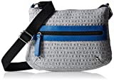 Kenneth Cole Multi Women's (SLING BAG) (Heather Grey and Delft Blue N30)