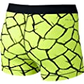 "Nike Pro Patch Work 3"" (Large, Giraffe Volt/Black/White)"