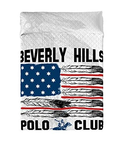 Beverly Hills Polo Club Colcha Bouti Indiana