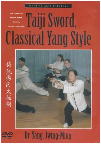 Tai Chi Sword Sword, Classical Yang Style [DVD]Region 0 plays anywhere