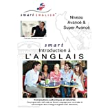 Anglais Avanc� avec Smart English Niveau Avanc� et Super Avanc� (CDs Audio)par Smart English