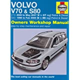 """Volvo V70 and S80 Petrol and Diesel Service and Repair Manua (Haynes Service and Repair Manuals)von """"Martynn Randle"""""""