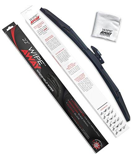 Wipe Away Windshield Wiper Blade - Silicone Windshield Wiper Blade - 22