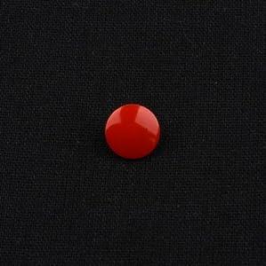 BestDealUSA Red Concave Camera Shutter Release Button for Leica M6 M7 M8 Fujifilm X100