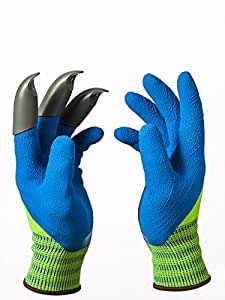 Badger gardening gloves for digging for Gardening gloves amazon
