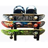 Store Your Board - Triple Skateboard Rack