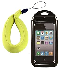 New Trident Wave-2 Waterproof Smartphone Case with FREE Floating Wrist Lanyard... by Trident