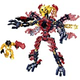 Mega Bloks NEO Shifters Robot -Tephra Rhy -Templar Warrior