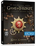 Game of Thrones: Season 2 (Steelbook) [Blu-ray] + Digital HD
