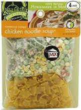 Frontier Soups BG13315 Frontier Soups Ct Ctg Chicken Noodle - 8x45OZ