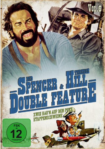 Bud Spencer & Terence Hill - Double Feature Vol. 6