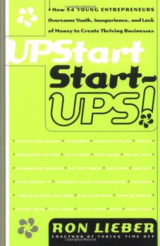 Upstart Start-Ups!