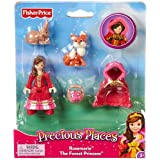 Precious Places Mini Figures - Rosemarie The Forest Princess