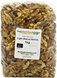 Buy Whole Foods Organic Walnuts Light Halves 1 Kg