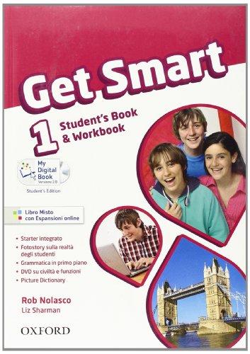 Get smart. Student's book-Workbook. Con espansione online. Per la Scuola media: 1
