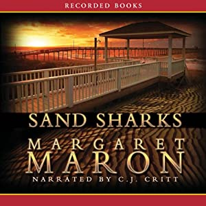 Sand Sharks: A Deborah Knott Mystery | [Margaret Maron]