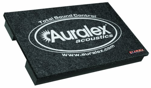 Purchase Auralex GRAMMA 2.75 Inches High, 23 Inches by 15 Inches Amplifier Acoustic Isolation Riser,...
