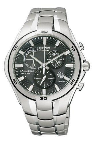 CITIZEN (シチズン) 腕時計 ALTERNA オルタナ クロノグラフ Eco-Drive エコ・ドライブ VO10-5992F メンズ