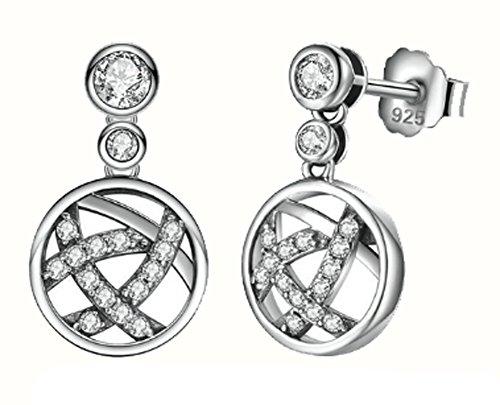 saysure-925-sterling-silver-galaxy-stud-earrings