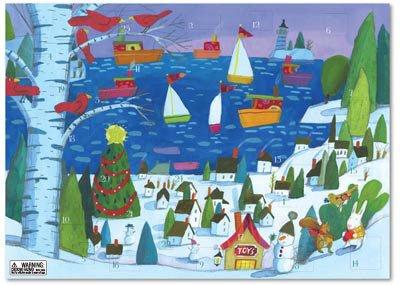 Seaside Advent Calendar - 1