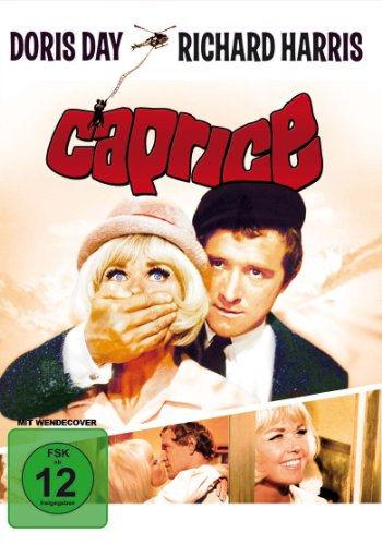 CAPRICE mit Doris Day und Richard Harris