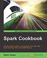 Spark Cookbook Front Cover