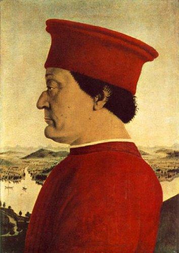 Portrait-Federico-Da-Monterfeltro-1000-Piece-Jigsaw-Puzzle-Made-by-Ravensburger