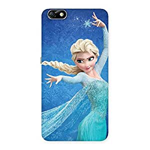 Voila Freez Angel Back Case Cover for Honor 4X