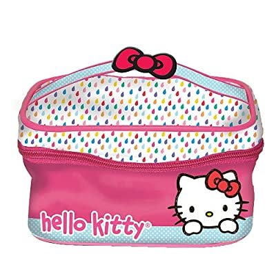 Best Cheap Deal for Hello Kitty Soft Cosmetic Bag from Hello Kitty - Free 2 Day Shipping Available