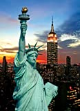 Glow - The Statue Of Liberty