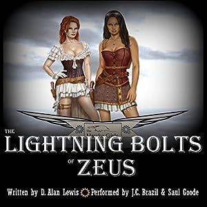 The Lightning Bolts of Zeus Audiobook