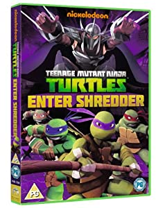 Teenage Mutant Ninja Turtles: Season One, Vol. 2 - Enter Shredder [2012] [DVD]