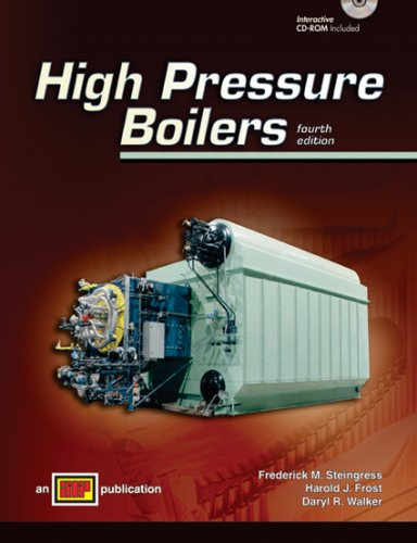 High Pressure Boilers - Textbook - Amer Technical Pub - AT-4309 - ISBN: 0826943098 - ISBN-13: 9780826943095