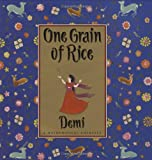 One Grain Of Rice: A Mathematical Folktale (059093998X) by Demi