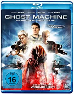 Ghost Machine - Im finalen Level wartet der Tod [Blu-ray]