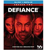 Defiance: Season 2 (Bilingual) [Blu-ray + UltraViolet]