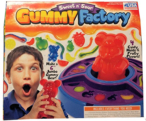 Gummy Factory Toy (Gummy Bear Birthday compare prices)