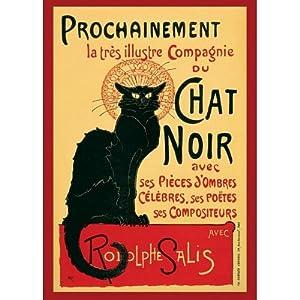 Tourne du Chat Noir, c.1896 Poster Print by Thophile Alexandre Steinlen, 24x36