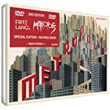 Metropolis [Reconstructed & Restored] (Masters of Cinema) [DVD] [1927]by Alfred Abel
