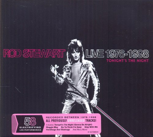 Rod Stewart - Live 1976-1998 (CD 2/4) - Zortam Music