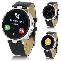 Indigi® 2016 Hot Indigi H365 Wrist Smart Watch Bluetooth Smartwatch Heart Rate Monitor