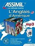 Pack MP3 Anglais d'amérique (livre +1Cd mp3)