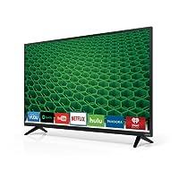 """VIZIO D43-D2 D-Series 43"""" Class Full Array LED Smart TV (Black) by VIZIO"""