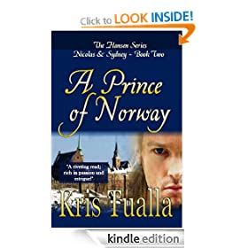 A Prince of Norway (The Hansen Series: Nicolas & Sydney, Book 2)