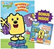 Wow Wow Wubbzy Wubbzy Goes To School With Book by Anchor Bay Entertainment