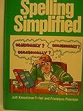 Spelling Simplified (0809255103) by Kesselman-Turkel, Judi