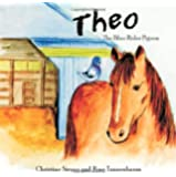 Theo: The Blue Rider Pigeon